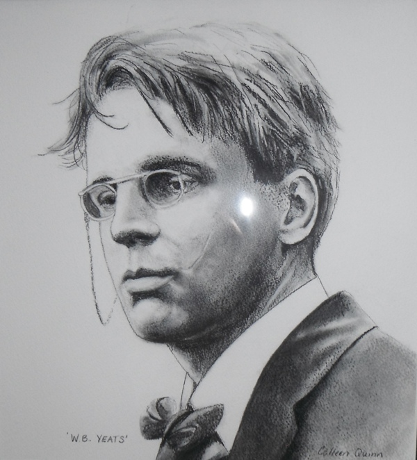 W B YEATS by Colleen Quinn